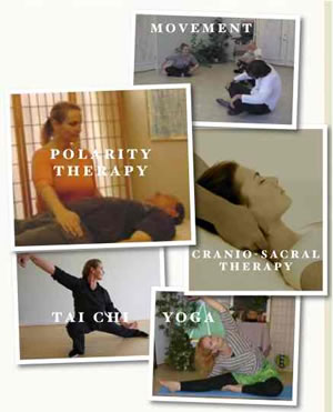 Pic of Some Energy Therapies